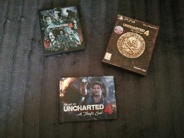 Uncharted 4 : Kres Złodzieja - Edycja specjalna PS4