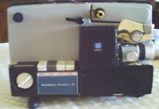 Sankyo dualux - 8 projetor