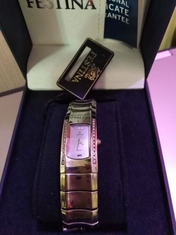 Продам женские наручные часы FESTINA