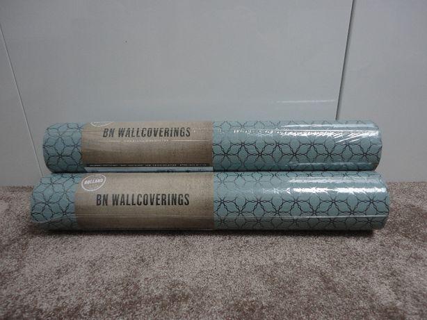 BN Wallcoverings 3 rolki tapety z pieknym wzorem (10m) każda