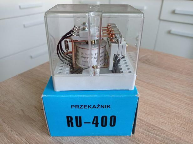 Nowy przekaźnik RU400 Relpol