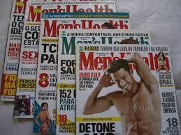 Revistas Men's Health - Portuguesa