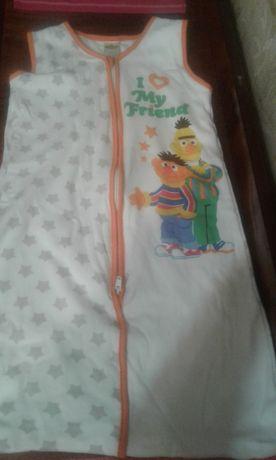 Мешок кокон для сна малышам