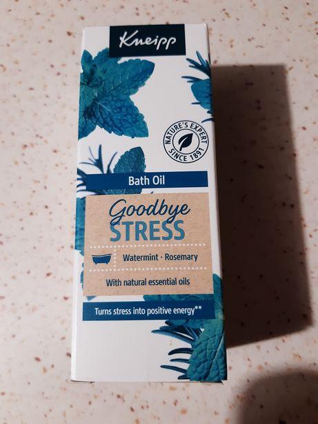 Olejek do kąpieli goodbye stress kneipp