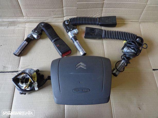 Kit airbag / fita / cintos Citroen Jumper 2.2