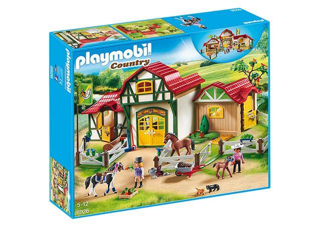 Playmobil 6926 Quinta de Cavalos - NOVO