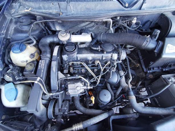 Skrzynia biegów SEAT Toledo II 1.9 TDI EBF
