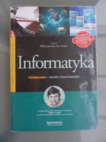 Informatyka Podręcznik Arkadiusz Gawełek