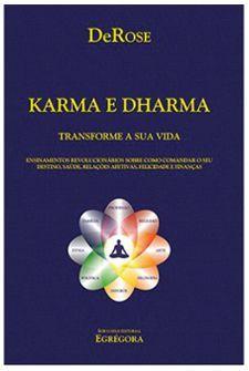 Livro Karma & Dharma