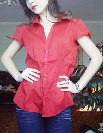 Блузка блуза San Francisco