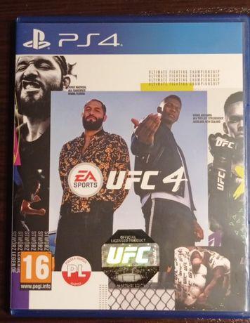 UFC 4 PS4/PS5 stan idealny