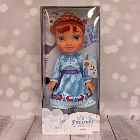 Lalka Disney Frozen Anna Jakks Pacific 35cm nowa