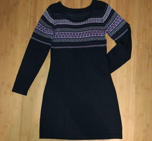 Платье Бонприх, хлопок, платье с узором, размер 44-46