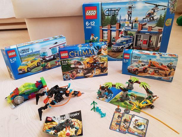 Наборы Lego оригинальные