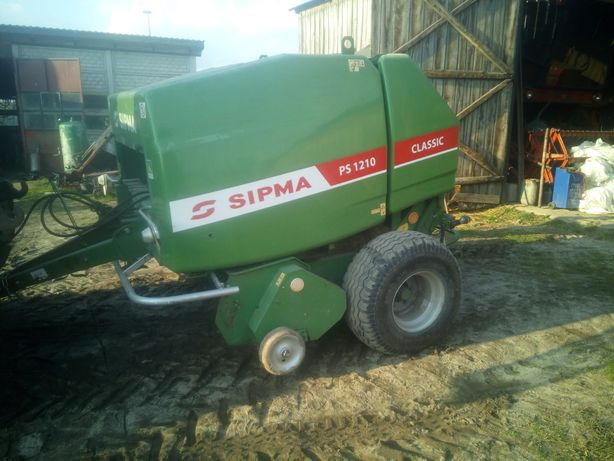 Prasa Sipma ps 1210 classic farma