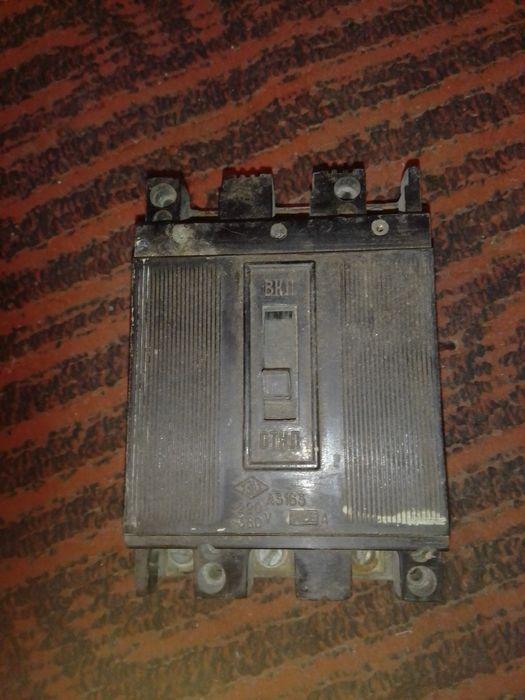 Автоматический выключатель А3163 15А Волошиновка - изображение 1