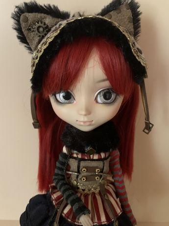 коллекционная кукла pullip чеширская кошка