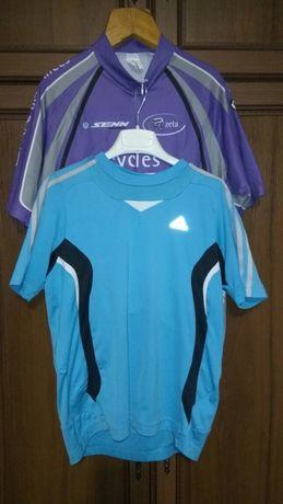 Топовые, спортивные футболки и шорты,размеры от xxl-s