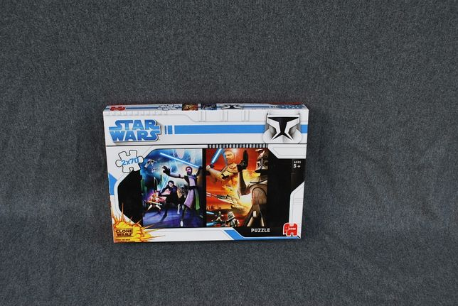 Puzzle Star Wars The Clone Wars 2 x70