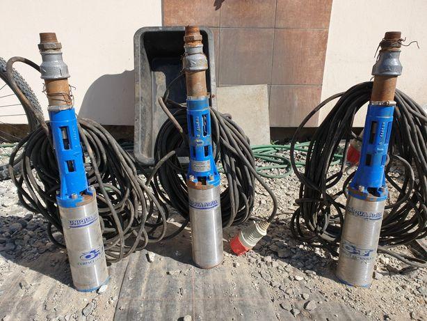 Pompa głębinowa UNIQUA AQUA T60-56 1,1kW/400V