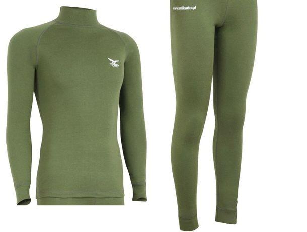 Bielizna termoaktywna mikado komplet bluza+legginsy XXL,XL,L