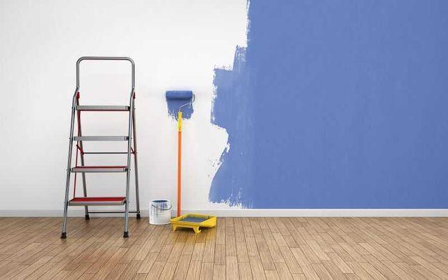 Malowanie Biur/Mieszkań/Klatek Schodowych/Wykończenia