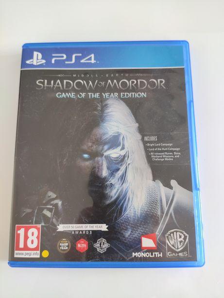 Shadow of Mordor GOTY stan idealny