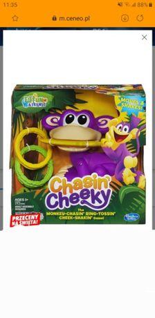 Chasin cheeky gra małpka