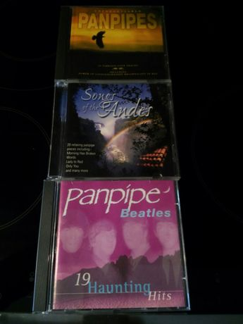Cd Música Panpipes