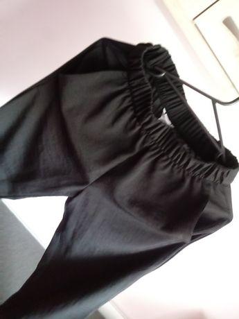 Spodnie krepowane H&M