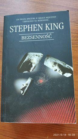 Książka Bezsenność - Stephen King Tanio!