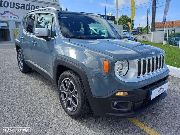 Jeep Renegade 1.6 MJD Limited
