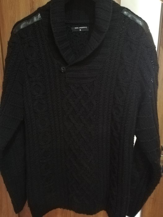 KARL LAGERFELD sweterek męski Bytom - image 1