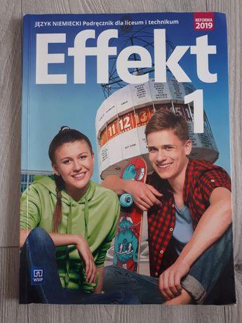 Effekt 1 podręcznik do niemieckiego kl 1