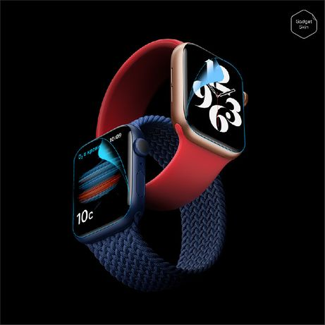 Поліуретанова плівка для смарт-годинників на екран або корпус
