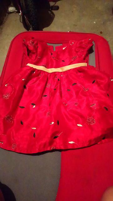 Sukienki swiateczne Boże Narodzenie