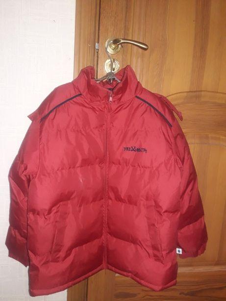 Теплая зимняя куртка, Германия, р.158-164