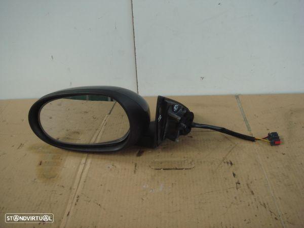 Espelho Retrovisor Esq Electrico Jaguar X-Type (X400)