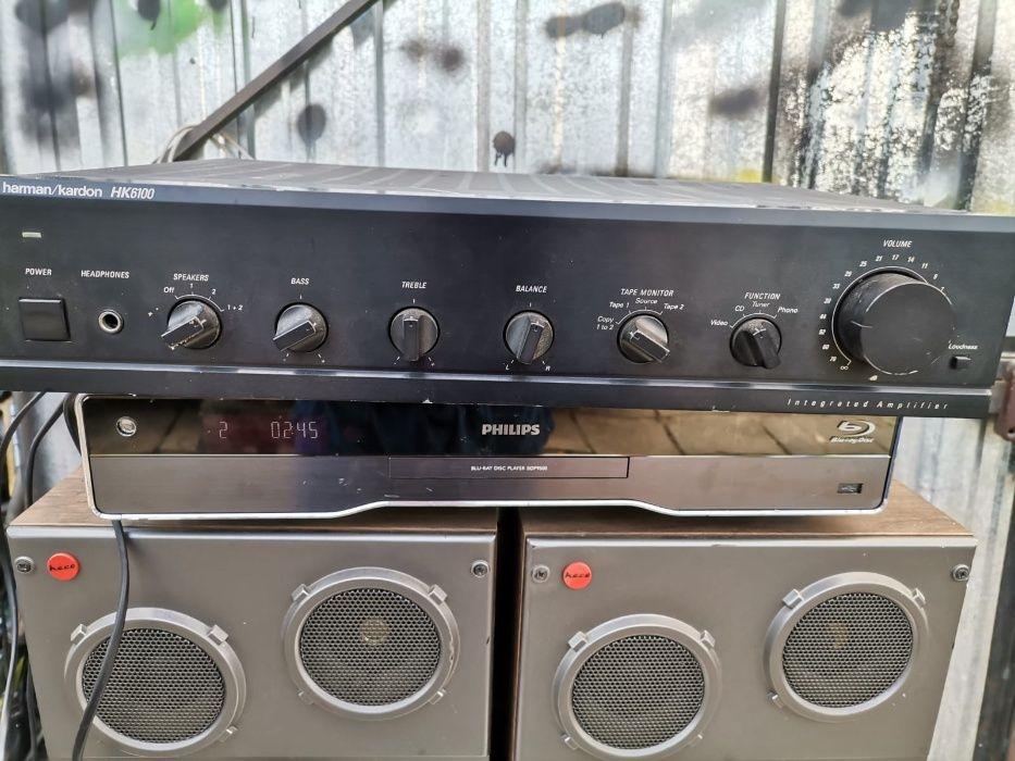 Wzmacniacz Harman Kardon HK 6100 wysyłka Koło - image 1