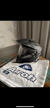 Kask motocyklowy airoh commander