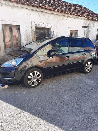 Carrinha Citroën c4 7 lugares
