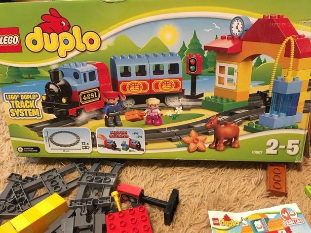 Залізниця Лего Дупло, ферма, окремі фігурки