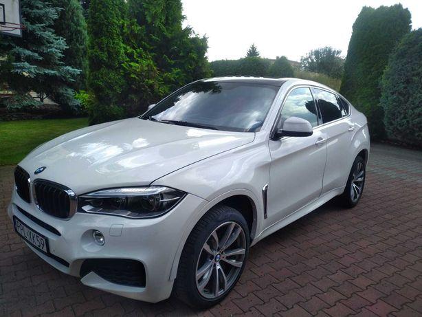 BMW X6 M pakiet 5.0i 500km