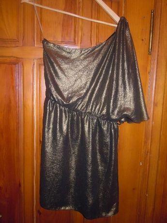 """Платье с подвязками gold """"INTERNATIONALE"""""""