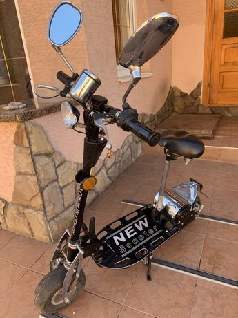Електричний скутер/ES14