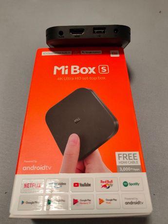 Xiaomi Mi Box S przystawka Smart TV