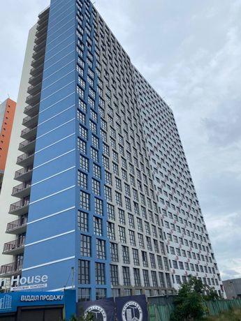 Продам 1-к квартиру в новом жилом комплексе ЖК Twin House, 39.61 кв.м
