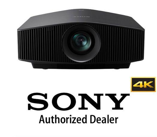 Лазерный 4K проектор SONY VPL-VW790ES + экран PROJECTA в подарок АКЦИЯ