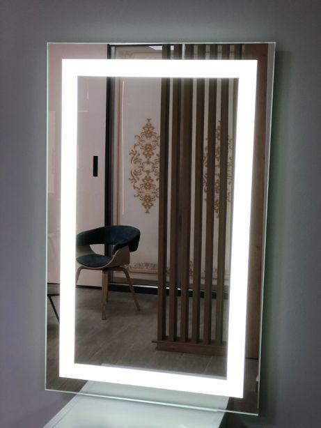 Зеркало с LED подсветкой D-1 (500*800)