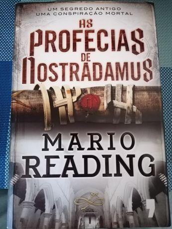 Livro As Profecias de Nostradamus (Novo)